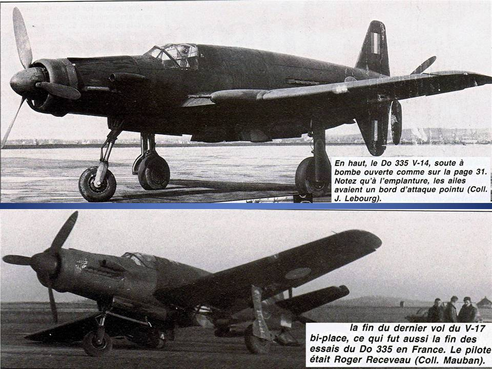 Dornier 335A PFEIL de Tamiya au 1/48e Ifd7eenv